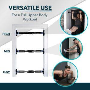 Adjustable Door Bar (90 - 120cm)