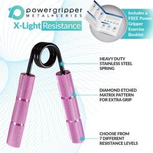 PowerGripper Pink 50lbs (X-light)