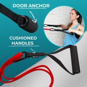 Powerbands Pull Up Resistance Bands Set