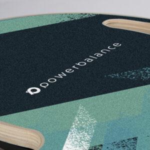 PowerBalance Wobble Board - Paint Storm