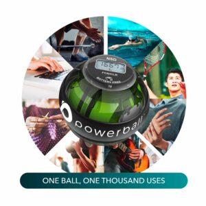 finger exercise gyro, power ball