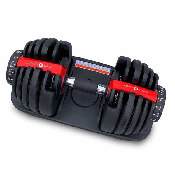 24KG Adjustable Dumbbells
