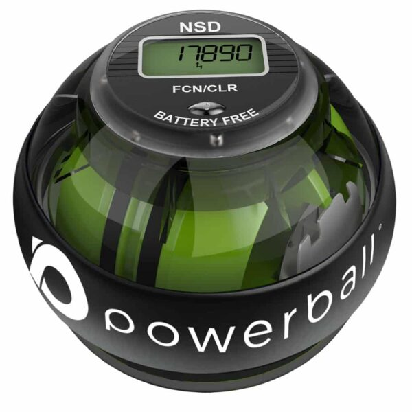 autostart 280hz powerball exerciser