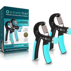 twin pack of powergrippers with box