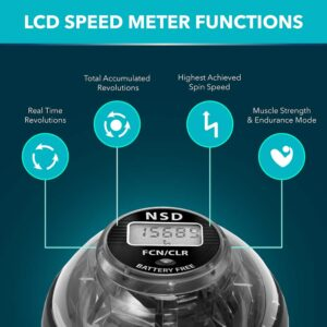 hybrid pro speed counter functions, hybrid powerball