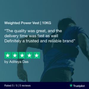 Weight Power Vest | 10KG