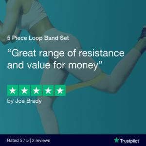 5 Piece Loop Band Set