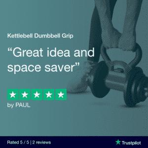 Kettlebell Dumbbell Grip