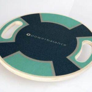 PowerBalance Wobble Board - Green Cross