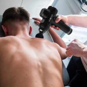 PowerPulse Massage Gun Performance (6 Heads)