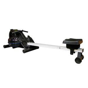 aluminium water rower rpm power