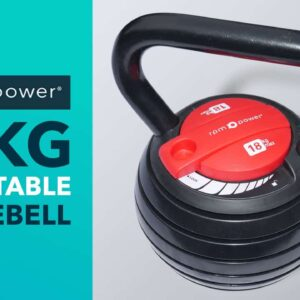 adjustable kettlebell video