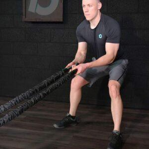 "Battle Rope | 9 Meter - 38mm 1.5"" Diameter"
