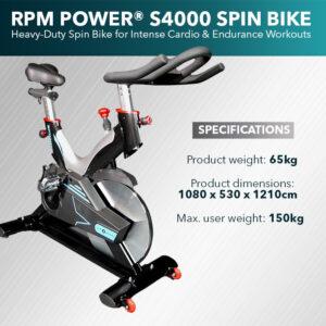 Spin Bike S10