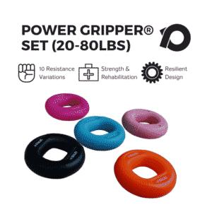Power Gripper® Ring Set
