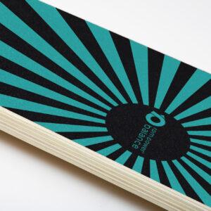 PowerBalance Roller Board - Blue Ray