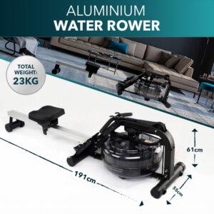 Aluminium Water Rower