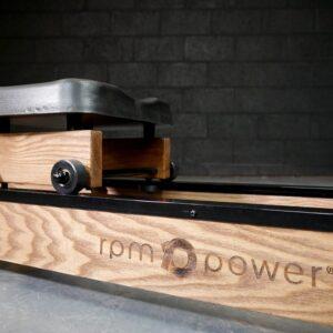 natural wood rowing machine ireland