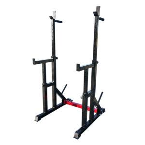 Pro Adjustable Squat Rack