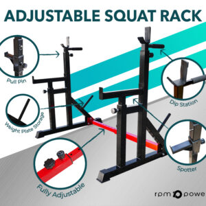 squat-rack-barbell-ireland