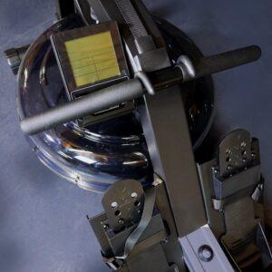 water rower, aluminium rower rpm power