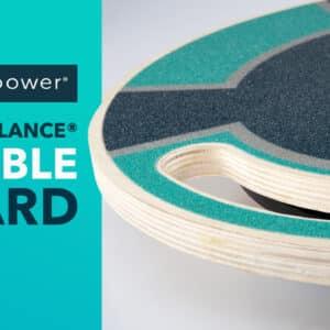 PowerBalance Wobble Board- Wave Length