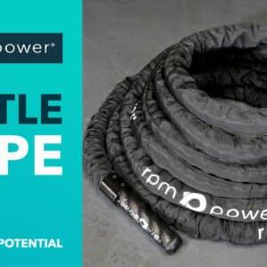 RPM Power Battle Rope Promo Video