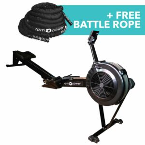 free battle rope, free fitness product