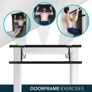 chin up bar for home, home fitness