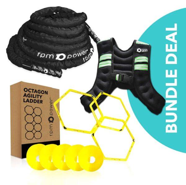 agility outdoor bundle, fitness sale