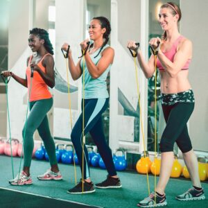 Resistance Bands 11 Piece Pack