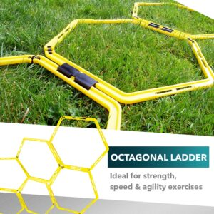 octagon ladder combo pack