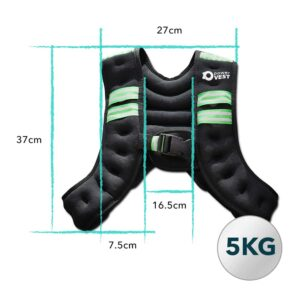 weighted vest 5, rpm power