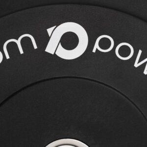RPMPower 150kg Bumper Plate Set (Optional Add Bar)