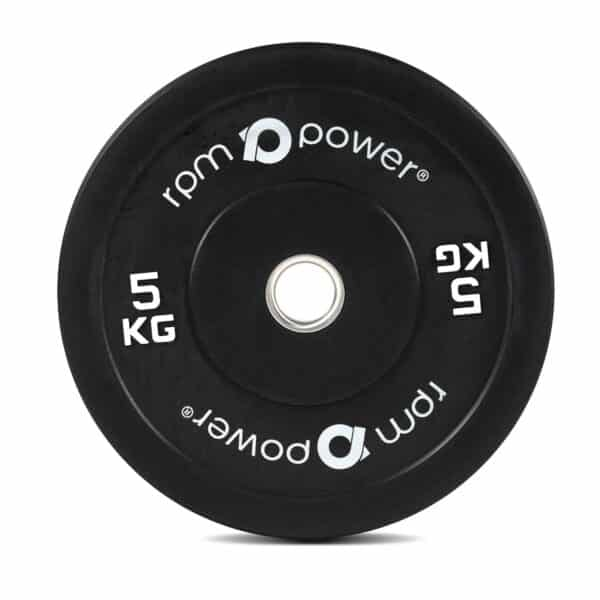 5kg Bumper Olympic Weight Plate