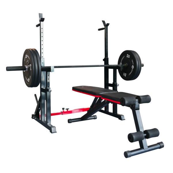 Home gym Ireland iron steel deal
