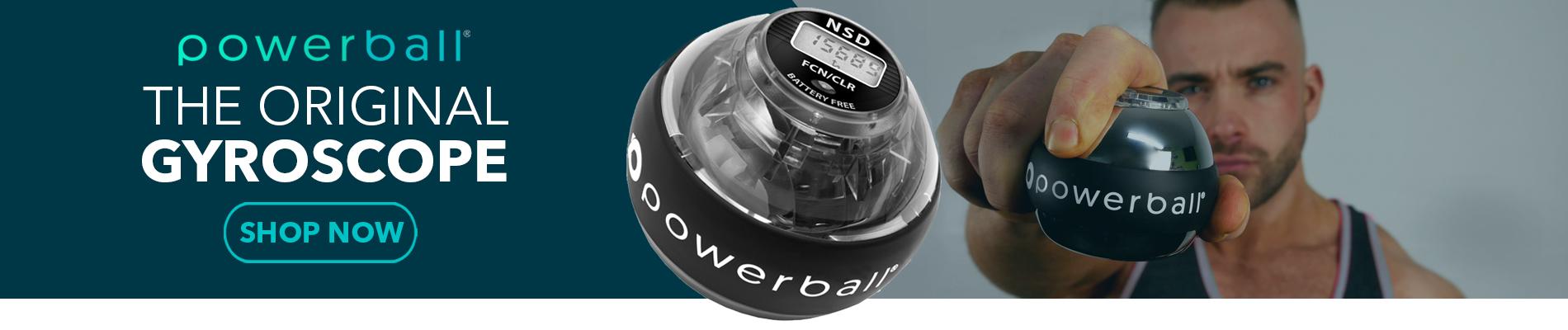 powerball gyroscopice exerciser