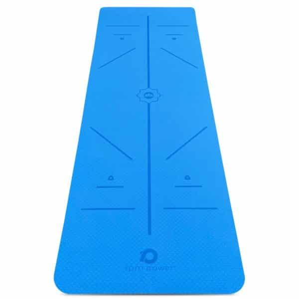 'Tadasana' TPE Yoga Mat