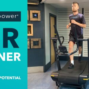 Air Runner | Self Powered Curved Treadmill