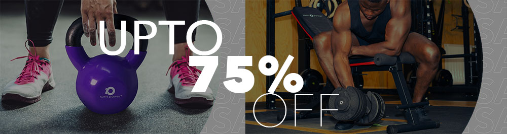 RPMPower.com Fitness equipment sale header