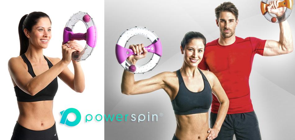 powerspin arm exerciser